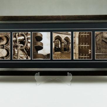 Alphabet-Art präsentiert die Bremen Edition I