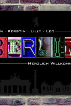 Berlin Geschenk Familien personalisiert